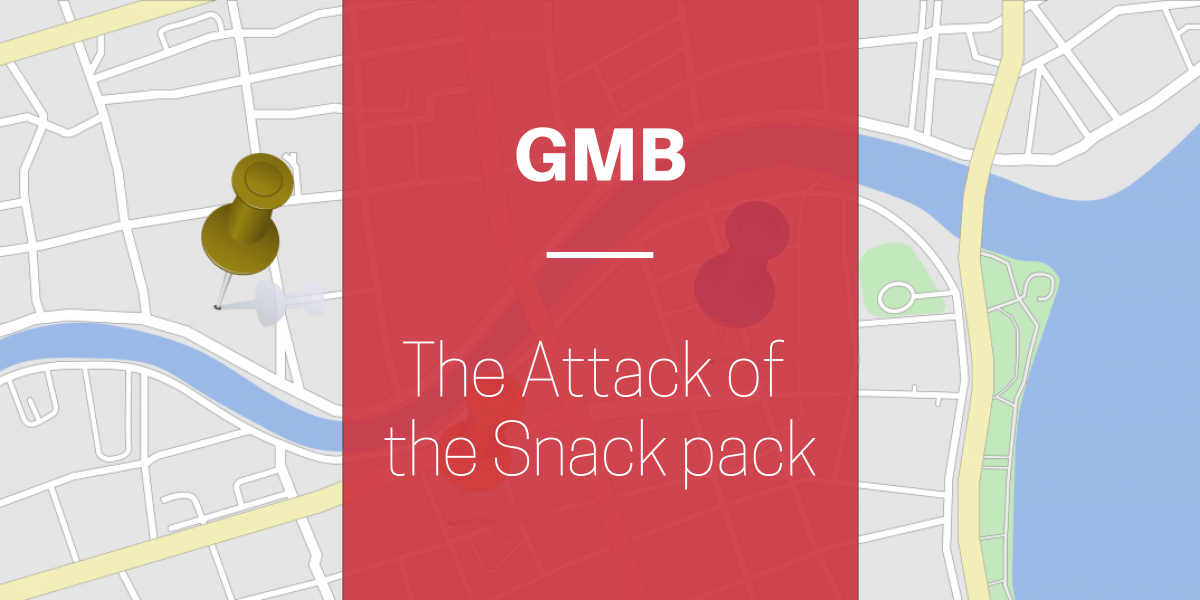 GMB – The Attack of the Snack Pack