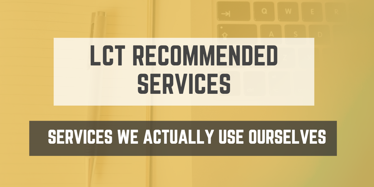 Recommended Products & Services