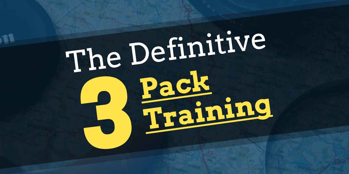 Definitive 3 Pack Training