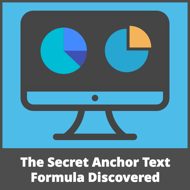 The Secret Anchor Text Formula & The Magic Link you Need to Rank Finally Discovered!