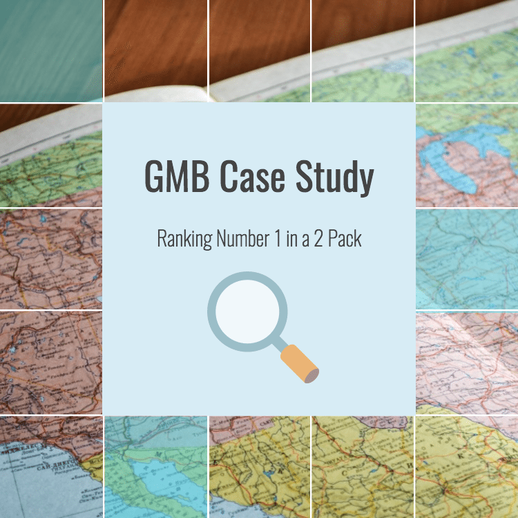 GMB Ranking Step by Step Guide and Case Study…Yes it survived the Update!!